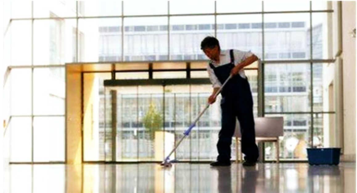empresa de limpieza, villaverde